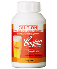Coopers Sanitiser (280g)