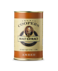 Thomas Coopers Amber Malt Extract (1.5kg)